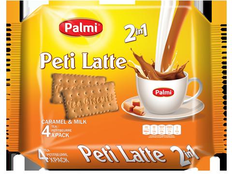 115 - Sütlü Karemelli Petit Beurre